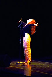 Bernadette Peters wowed the Crowd at our 15th anniversary Fundraising gala