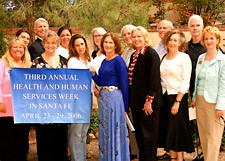 Kitchen Angels has participated in Health & Human Services Week since 2004