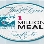 Kitchen Angels reaches the 1 millionth meal mark!